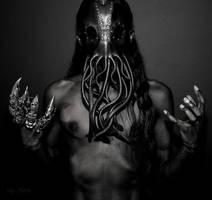 Malevolent Cthulhu by Onyx-Philomel