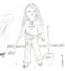 On the job... by September-Oreo-Thief