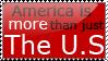 America Stamp by Luna-Akari