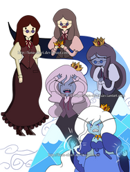 Becoming Ice Queen by Luna-Akari