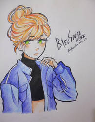 Bun bun by BleuSamaXxDxX