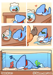 Fishbowl by Vress-shark
