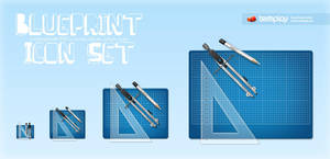 Blueprint Icon Set by templay-team