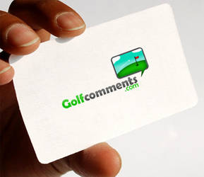 Golf association logo by negodesign