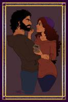 Dating by Haleviyah