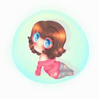 Lillian Chibi by Pochybox