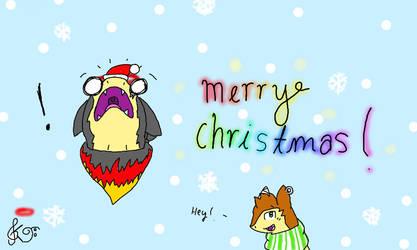 Merry Christmas 2014! by Draken-Krypto