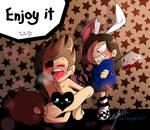 Enjoy it!!! My b-tch by DulcineaNeruLP