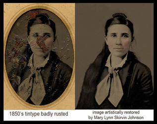 Photo Restoration by M-Skirvin