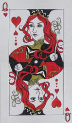 Queen of Hearts by Lily-in-Utopia