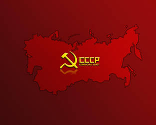 USSR wall by xeeqqw