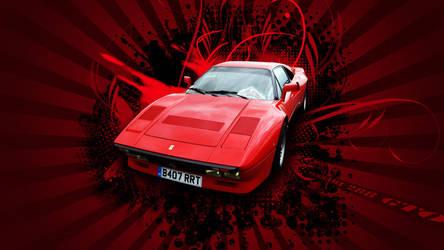 Ferrari 288 GTO by xeeqqw