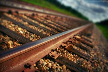 My Railroad Shot by rekit
