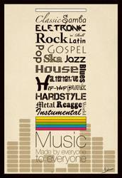 Music is universal by tokarnia