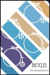 Bicycles by tokarnia