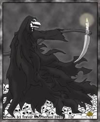 The Reaper by Kiltboi