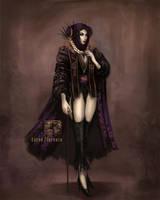 Witch by eronzki999