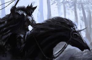 Black Knight by eronzki999