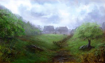 Village 2 by eronzki999