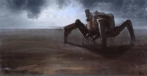 Rustybot by eronzki999