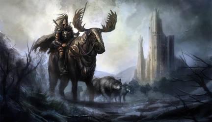 Hunter of the North by eronzki999