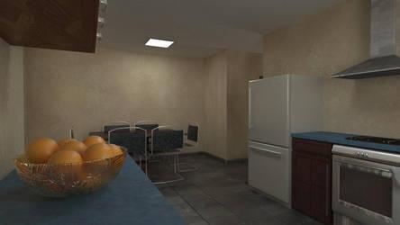 Kitchen by gulisch