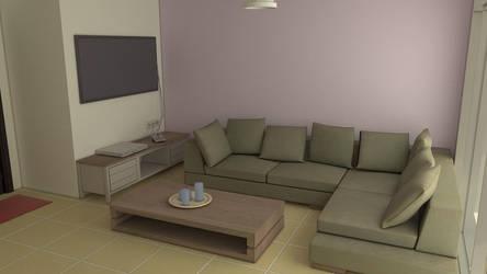 Living Room 2 by gulisch
