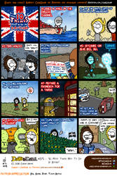 10 More Things Not To Do In Britain by ChazzyDoody