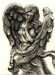 angel of death by katyo9