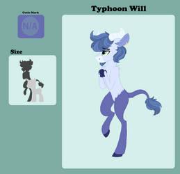 EV NG Bio: Typhoon Will by Saphi-Boo