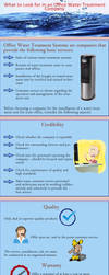 What to Look for in an Office Water Treatment by SusanMarie1