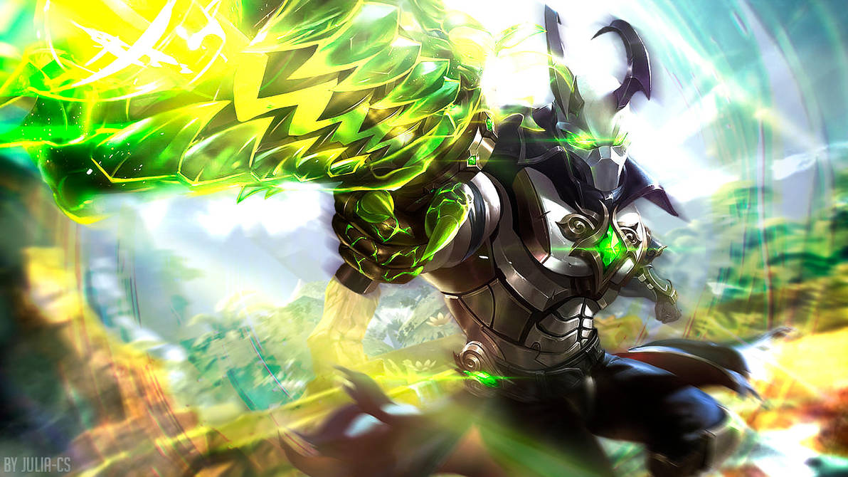 Androxus Wallpaper Paladins By Julia Cs On Deviantart