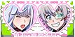Yandere Simulator stamp: Megami x Kaga by ENERHEL