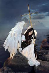 Angel Sanctuary: Aleksiel 3 by aKami777