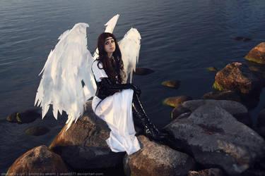 Angel Sanctuary: Aleksiel 6 by aKami777