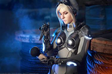 StarCraft2: Nova. 1 by aKami777