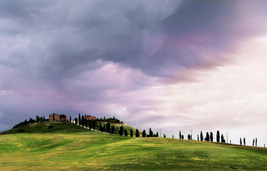 Tuscany in June 2012 by aftercode