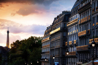 Paris by aftercode