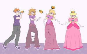 A New Princess TG by GriloqueTG