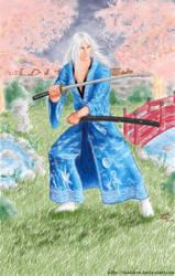 Doji Kurohito - Crane by Shaliara