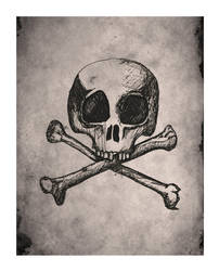Skull. by ladyface