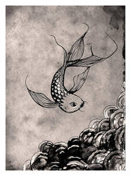Fish by ladyface