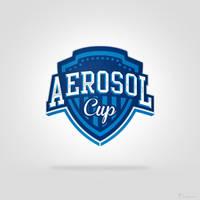 Aerosol Cup Logo by aekro