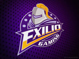 eXilio Gaming Logo by aekro