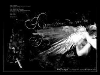 .:Half-Angel:. by frysoler