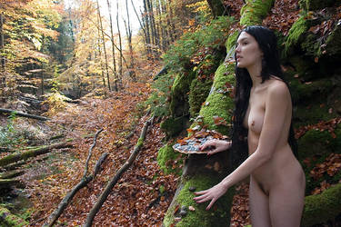Autumn Splendor -Act 2 Scene 3 by frysoler