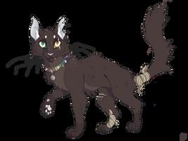 Kitty Art Trade by alvringer