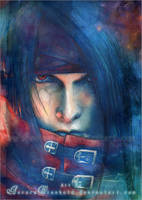 Vincent Valentine by RoryonaRainbow