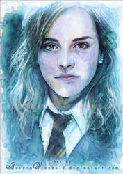 Hermione by RoryonaRainbow