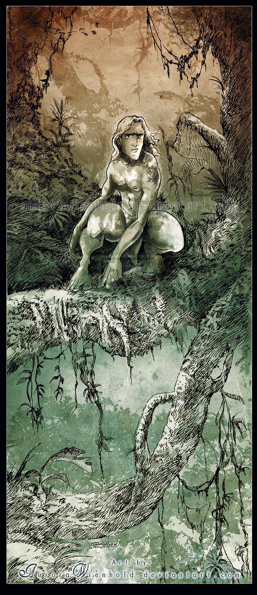 Tarzan by RoryonaRainbow